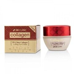3W CLINIC Крем для глаз Collagen Lifting Eye Cream, 35 гр